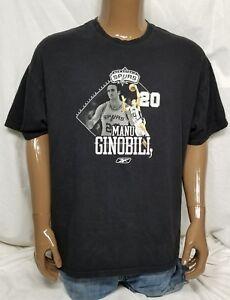 Air Manu Ginobili Funny Player San Antonio Basketball T Shirt