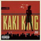 Junior [PA] [Digipak] by Kaki King (CD, Apr-2010, Cooking Vinyl Records (USA))