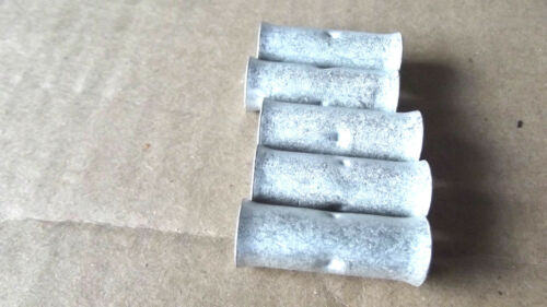 TIN PLATED SPLICER CAN BE USED FOR 1 GAUGE TOO,MADE IN USA.2.4. 5 PCS,2 GAUGE