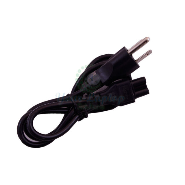 10pcs 3prong Power Cord Cable For Compaq IBM Dell Gateway Apple Laptop New