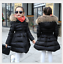 Winter-Girls-Down-Coat-Jacket-Hooded-Kids-Warm-Parka-Outwear-Snowsuit-Trench-New thumbnail 6