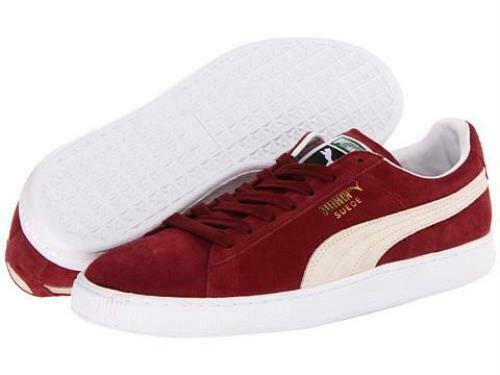 4adf6ab8ec6b PUMA Suede Classic 352634-75 Cabernet Burgundy Mens US Size 9 UK 8 for sale  online