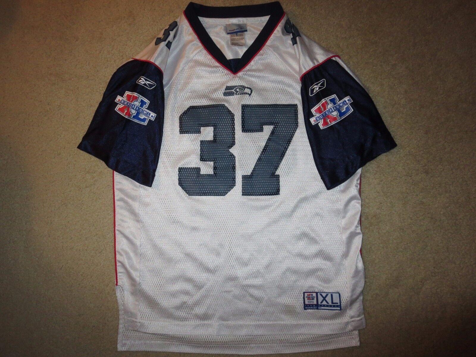 official photos 3f343 d1674 Bowl Super Seahawks 37 Alexander Shaun NFL Seattle Design ...