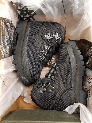 Abuso Tentáculo abdomen  Timberland Euro Hiker Black Boot (Toddler/Little Kid) Size: 5M ...