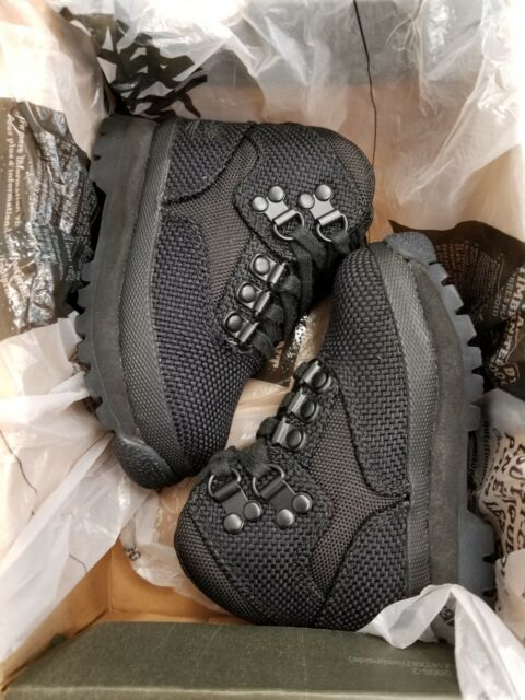 Timberland Euro Hiker Black Boot (ToddlerLittle Kid) Size: 5M Item #: TB0A17DH