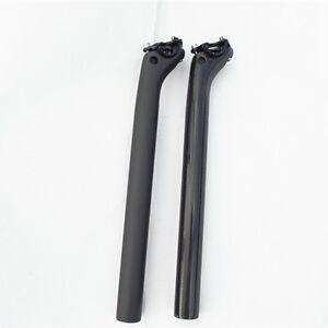 Full Carbon Fiber Seatpost cycle bicycle MTB Bike * 27.2-30.8-31.6mm-mmafficher le titre d`origine lvG1v1Xs-07134959-175588902