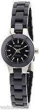 DKNY NY8645 Ceramic Black Dial Black Ceramic Strap Women's Watch