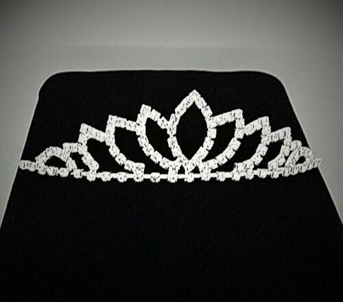 WOMAN/'S WEDDING COSTUME RHINESTONE CRYSTAL TIERA HEADBAND FITS MOST GIRLS