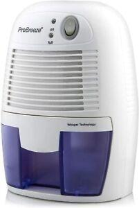 Pro Breeze Dehumidifier 500ml Compact And Portable Mini Air Dehumidifier Ebay