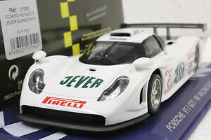 fly 113 porsche 911 gt1 98 jever racing evo 3 22 000 rpm. Black Bedroom Furniture Sets. Home Design Ideas