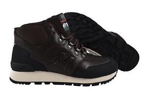 NEW Balance hl755 Br Brown Scarpe Stivali Sneaker Marrone