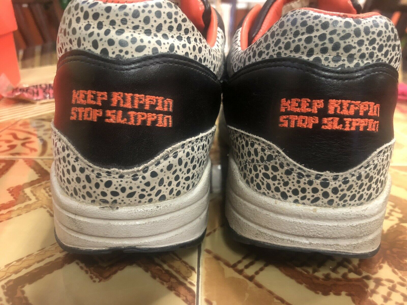 Nike Air Max 1 1 1 Keep Ripping Stop Slippin ( Sz. 9.5 ) c438f1