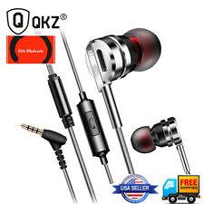 QKZ DM9 Zinc Alloy HiFi Earphone with Microphone