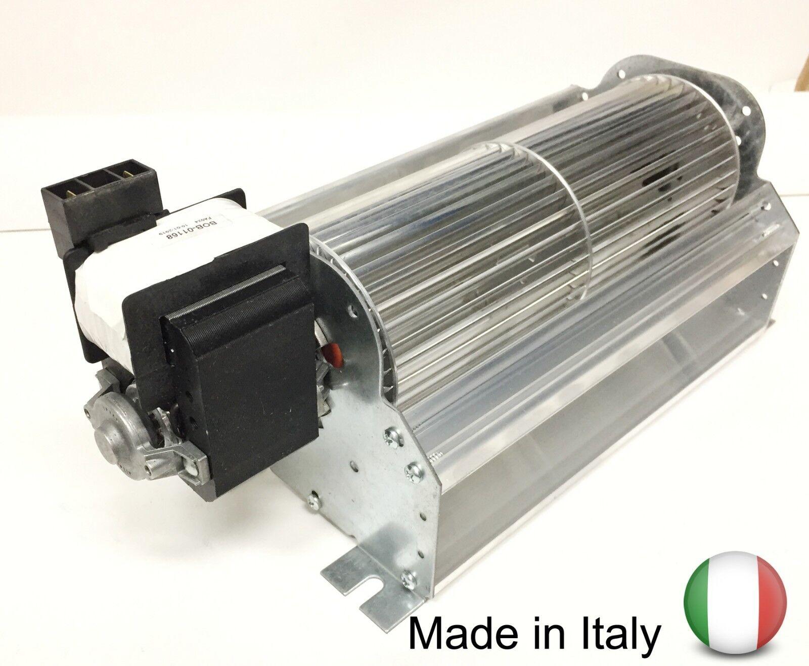 Ventilatore Tangenziale per stufa a pellet AMBIENTE E CALORE Trial 58 W