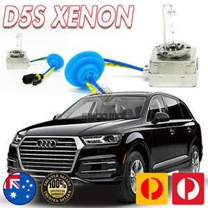 For Audi Q7 HID 35W HID 6000K D5S Headlights Kit
