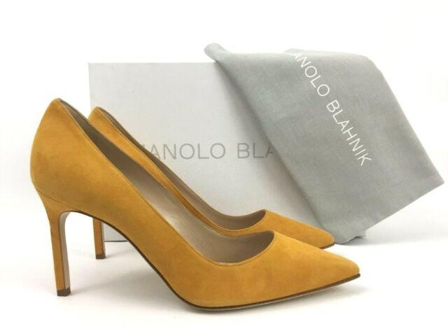 37/7 Manolo Blahnik BB Pointy Toe