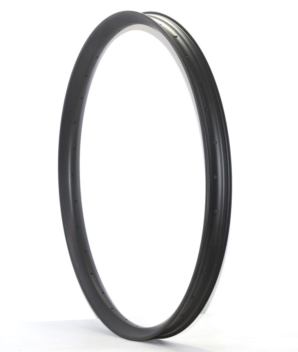Asymmetrical 29inch Mountain Bike Carbon Rims 29er MTB AM DH Rims tubeless ready