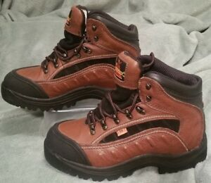 649695d238e Details about Thorogood Internal Metatarsal Safety Steel Toe 4