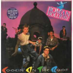 ROMAN-HOLLIDAY-Cookin-039-On-The-Roof-LP-VINYL-UK-Jive-11-Track-With-Poster-Insert