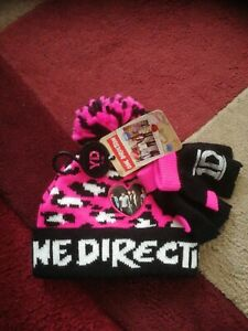 Primark-One-Direction-Bobble-Hat-One-Size-Band-Picture