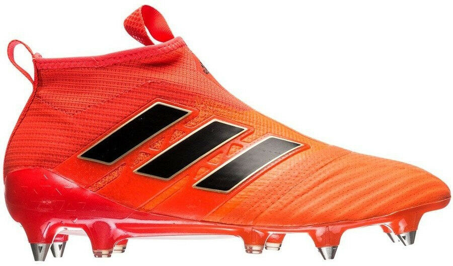 Adidas ACE 17+ purecontrol SG Tamaños 6-7 Naranja   Nuevo Y En Caja BY2188