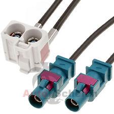 Antenne Diversity Adapter für VW Skoda Seat RNS RCD 210 310 510 Verteiler Fakra