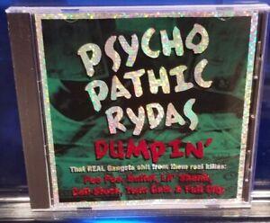 Psychopathic-Rydas-Dumpin-039-CD-insane-clown-posse-twiztid-blaze-ya-dead-homie