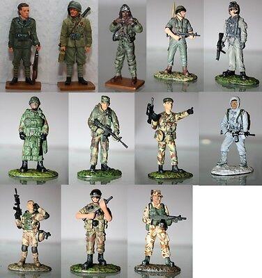 #07 Atlas/de Agostini/del Prado-soldat/personaggio / Militär-zinn-aussuchen: