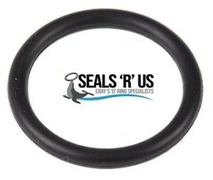 4mm Cross Section O-Rings  Nitrile (NBR) Rubber Metric Oring Seals 4mm - 40mm ID
