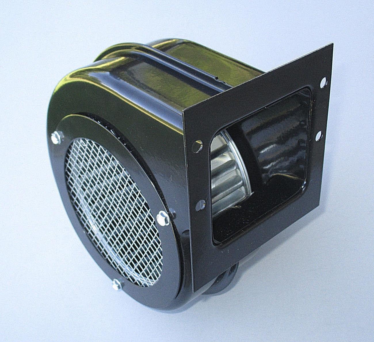 King & Ashley pellet stove 80472A Convection Distribution Blower Fan, US Stove