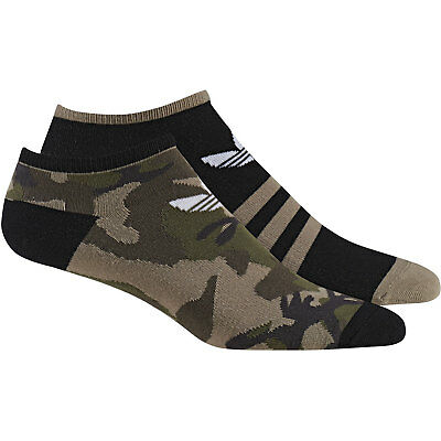 adidas Originals Trefoil Camouflage Liner Sneaker Socken