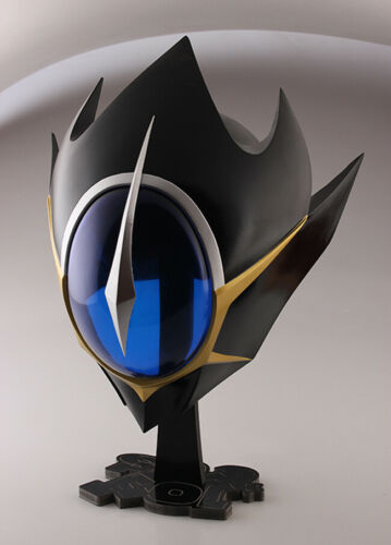 Code Geass Lelouch of the Rebellion Zero Mask New Version FRP Cosplay Props