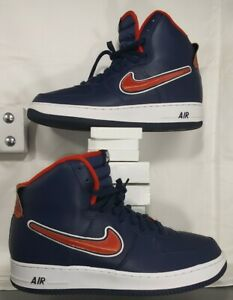 Details about Nike Air Force 1 High 07 LV8 Sport NBA Washington Wizards, AV3938-400, SIZE 13