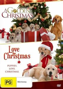 A-Golden-Christmas-Love-for-Christmas-DVD-NEW-Region-4-Australia