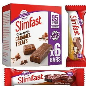 SlimFast-Snack-Weight-loss-Bar-Caramel-Chocolate-Nougat-24-Bars-multi-3-Flavours
