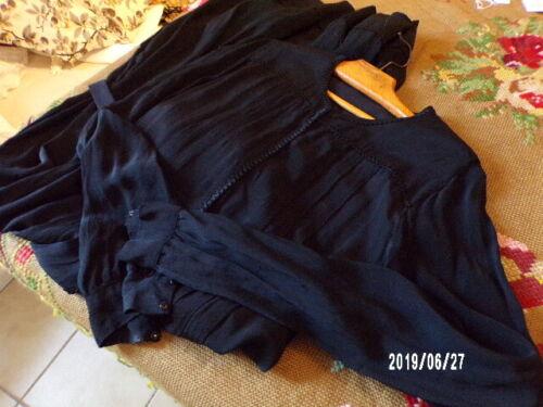 Dress 1920/1940 in Silk