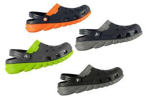 Crocs-Adultes-Sandales-Crocs-Duet-Randonnee-Marche-Sabots-Crocs-Homme-Sandales-Croc