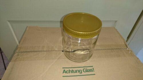 Honig Glas 500g Deutscher Imkerbund Karton mit 12 Stück