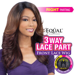 Freetress-Equal-Synthetic-3-WAY-PART-Lace-Front-Wig-MARVEL
