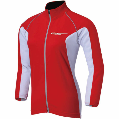 BBB Mission Shield Jacket Red M–ladieswomencyclingwarmlong sleeve