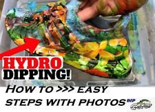 Hydrographics Water Transfer Printing Complete Start Up Kit Manual Pdf To Email
