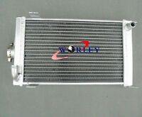 For 3 Row Racing Gas Shifter Kart / Go Kart Aluminum Radiator