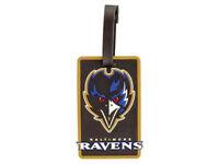 Baltimore Ravens Bag Tag Luggage Tag