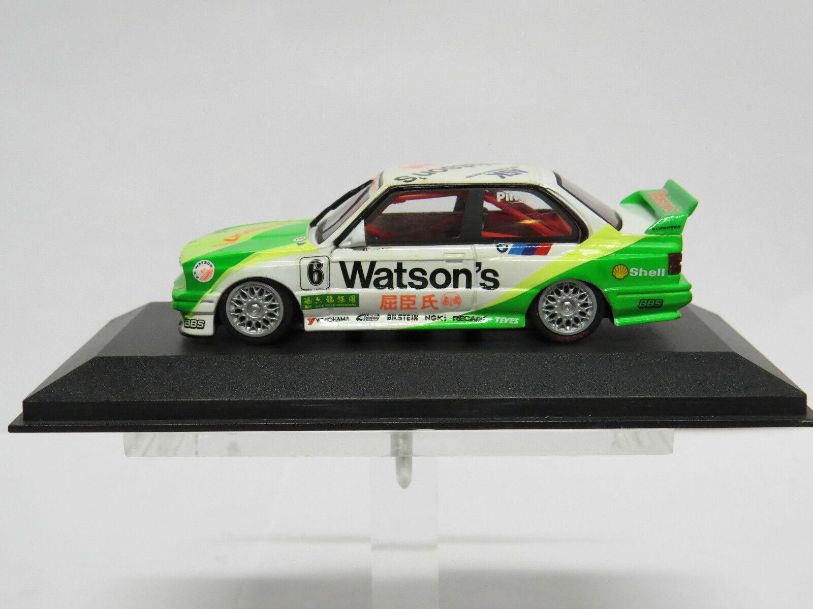 BMW M3 Sport EVO Schnitzer-Watson's Pirro 1 43 Minichamps 12004