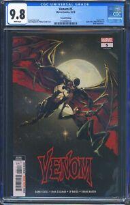 Venom-5-Marvel-CGC-9-8-White-Pgs-Donny-Cates-story-Ryan-Stegman-art-2nd-print