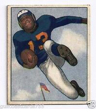 1950 BOWMAN FOOTBALL PAUL YOUNGER CARD #15 L.A. RAMS & GRAMBLING BV $50.00