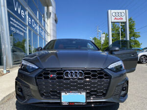 2020 Audi S5 Coupe Lease Takeover - CASH INCENTIVE