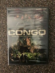 Congo-Widescreen-Edition-DVD-Laura-Linney-Dylan-Walsh-New-Sealed-Ships-Free