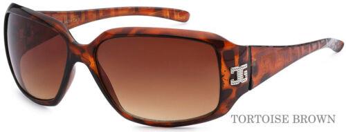 Fashion Women Gorgeous Eyewear Designer Sunglasses Tortoise Brown Frame