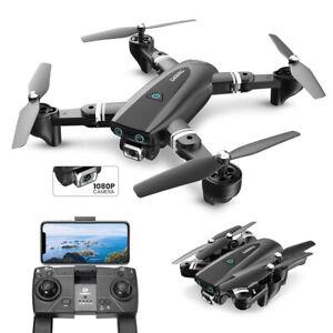 DEERC-S167-GPS-1080P-Drone-con-camara-HD-plegable-RC-Quadrocopter-FPV-Drone